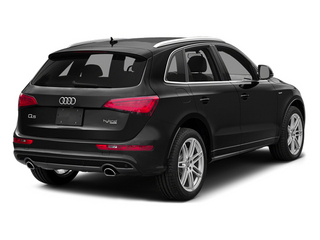 2014 Audi Q5 Pictures Q5 Utility 4D 2.0T Prestige AWD Hybrid photos side rear view