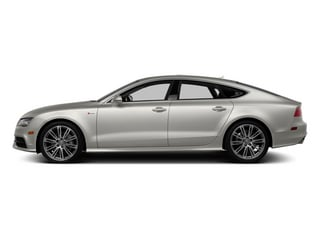2014 Audi A7 Pictures A7 Sedan 4D 3.0T Prestige AWD photos side view