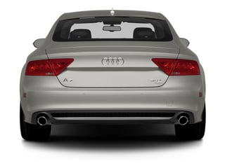 2014 Audi A7 Pictures A7 Sedan 4D 3.0T Prestige AWD photos rear view
