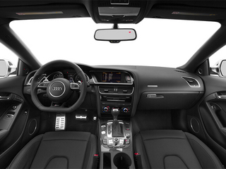 2014 Audi RS 5 Pictures RS 5 Coupe 2D RS5 AWD V8 photos full dashboard