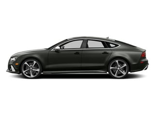 2014 Audi RS 7 Pictures RS 7 Sedan 4D Prestige AWD photos side view