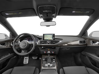 2014 Audi RS 7 Pictures RS 7 Sedan 4D Prestige AWD photos full dashboard