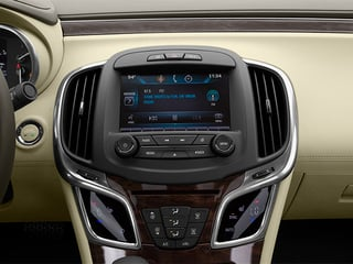 2014 Buick LaCrosse Pictures LaCrosse Sedan 4D Leather V6 photos stereo system