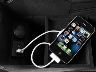 2014 Buick LaCrosse Pictures LaCrosse Sedan 4D Leather V6 photos iPhone Interface