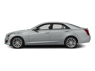2014 Cadillac CTS Sedan Pictures CTS Sedan 4D Performance V6 photos side view