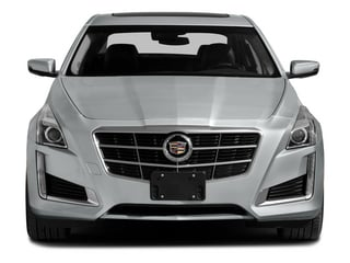 2014 Cadillac CTS Sedan Pictures CTS Sedan 4D Performance V6 photos front view