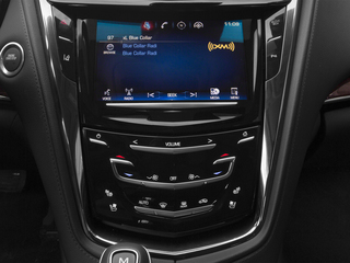 2014 Cadillac CTS Sedan Pictures CTS Sedan 4D Performance V6 photos stereo system