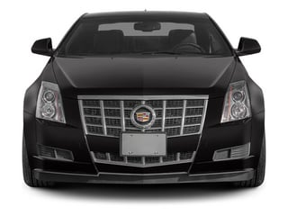 2014 Cadillac CTS Coupe Pictures CTS Coupe 2D Premium AWD V6 photos front view