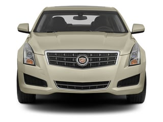 2014 Cadillac ATS Pictures ATS Sedan 4D Luxury I4 Turbo photos front view