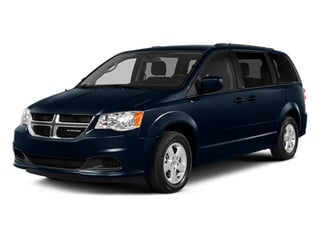 2014 Dodge Grand Caravan Pictures Grand Caravan Grand Caravan SXT V6 photos side front view