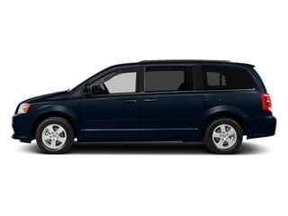 2014 Dodge Grand Caravan Pictures Grand Caravan Grand Caravan SE V6 photos side view