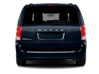 2014 Dodge Grand Caravan Pictures Grand Caravan Grand Caravan SXT V6 photos rear view