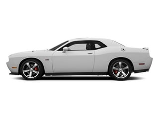 2014 Dodge Challenger Pictures Challenger Coupe 2D SRT-8 V8 photos side view