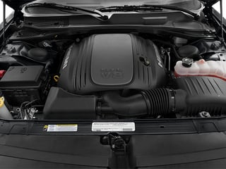 2014 Dodge Challenger Pictures Challenger Coupe 2D R/T V8 photos engine