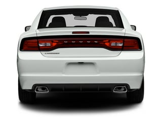 2014 Dodge Charger Pictures Charger Sedan 4D SXT V6 photos rear view