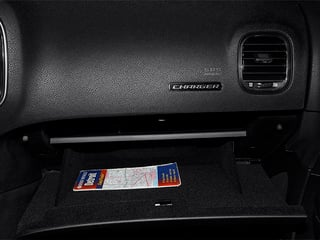 2014 Dodge Charger Pictures Charger Sedan 4D SXT AWD V6 photos glove box
