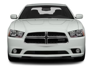2014 Dodge Charger Pictures Charger Sedan 4D R/T V8 photos front view