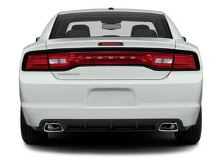 2014 Dodge Charger Pictures Charger Sedan 4D R/T V8 photos rear view