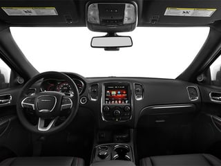 2014 Dodge Durango Pictures Durango Utility 4D R/T 2WD V8 photos full dashboard