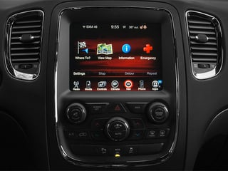 2014 Dodge Durango Pictures Durango Utility 4D R/T 2WD V8 photos stereo system