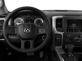 2014 Ram Truck 1500 Pictures 1500 Quad Cab Outdoorsman 4WD photos driver's dashboard
