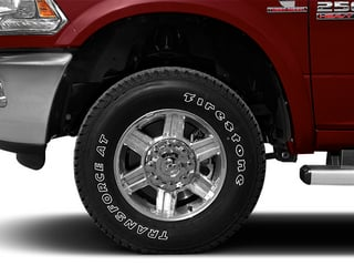 2014 Ram Truck 2500 Pictures 2500 Crew Cab Longhorn 2WD photos wheel