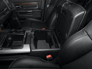 2014 Ram Truck 2500 Pictures 2500 Crew Cab Longhorn 2WD photos center storage console