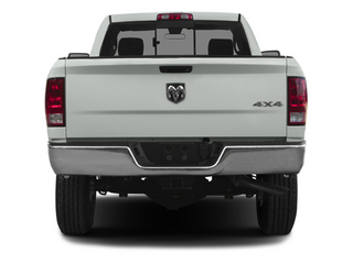 2014 Ram Truck 2500 Pictures 2500 Regular Cab Tradesman 4WD photos rear view