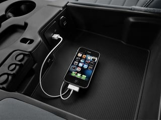 2014 Ram Truck 2500 Pictures 2500 Regular Cab Tradesman 4WD photos iPhone Interface