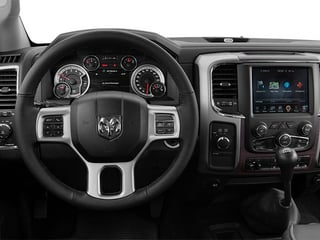 2014 Ram 3500 Pictures 3500 Mega Cab Longhorn 2WD photos driver's dashboard