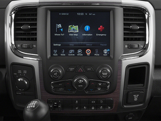 2014 Ram Truck 3500 Pictures 3500 Mega Cab Limited 2WD photos stereo system