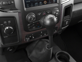 2014 Ram Truck 3500 Pictures 3500 Mega Cab Limited 2WD photos center console