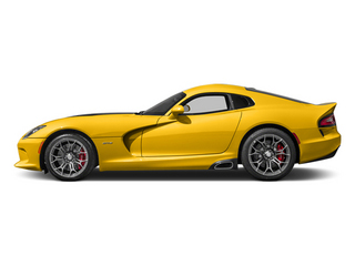 2014 Dodge SRT Viper Pictures SRT Viper 2 Door Coupe photos side view