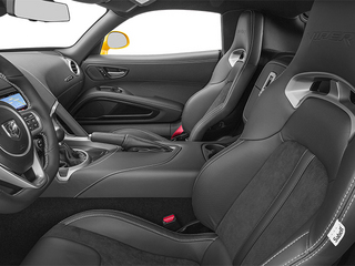 2014 Dodge SRT Viper Pictures SRT Viper 2 Door Coupe photos front seat interior