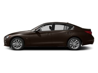 2014 INFINITI Q50 Pictures Q50 Sedan 4D Premium V6 photos side view
