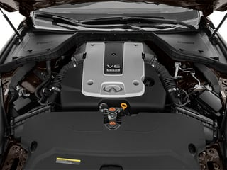 2014 INFINITI Q50 Pictures Q50 Sedan 4D Premium V6 photos engine