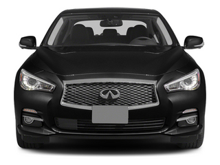 2014 INFINITI Q50 Pictures Q50 Sedan 4D Premium V6 Hybrid photos front view