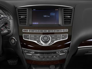 2014 INFINITI QX60 Pictures QX60 Utility 4D Hybrid AWD I4 photos stereo system