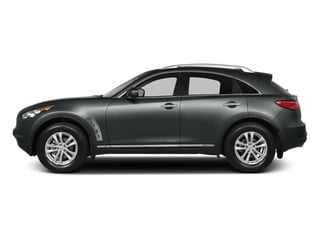 2014 INFINITI QX70 Pictures QX70 Utility 4D AWD V8 photos side view