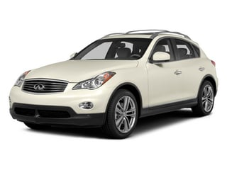 2014 INFINITI QX50 Pictures QX50 Utility 4D Journey AWD V6 photos side front view
