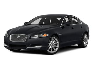 2014 Jaguar XF Pictures XF Sedan 4D V6 Supercharged photos side front view