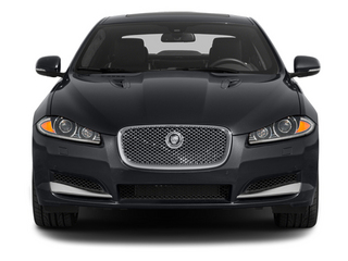 2014 Jaguar XF Pictures XF Sedan 4D V6 Supercharged photos front view
