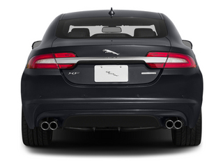 2014 Jaguar XF Pictures XF Sedan 4D V6 Supercharged photos rear view