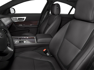 2014 Jaguar XF Pictures XF Sedan 4D V8 Supercharged photos front seat interior