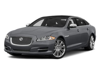 2014 Jaguar XJ Pictures XJ Sedan 4D L Portolio V6 photos side front view
