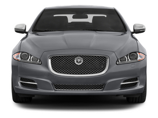 2014 Jaguar XJ Pictures XJ Sedan 4D L Portolio V6 photos front view