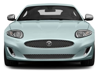 2014 Jaguar XK Pictures XK Coupe 2D V8 photos front view