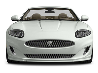 2014 Jaguar XK Pictures XK Convertible 2D Touring V8 photos front view