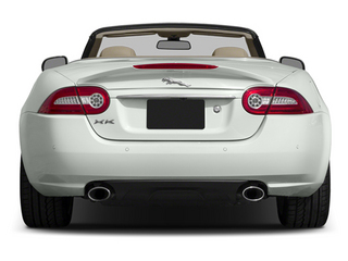 2014 Jaguar XK Pictures XK Convertible 2D Touring V8 photos rear view