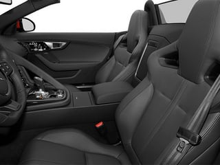 2014 Jaguar F-TYPE Pictures F-TYPE Convertible 2D S V6 photos front seat interior